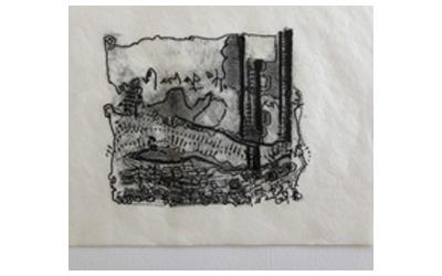 סדנת טרייס מונוטייפ      Trace Monotype Workshop בהנחיית שלי יעקובסון