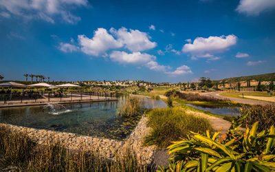 סיור לפארק אריאל שרון: ׳טור דה טראש׳